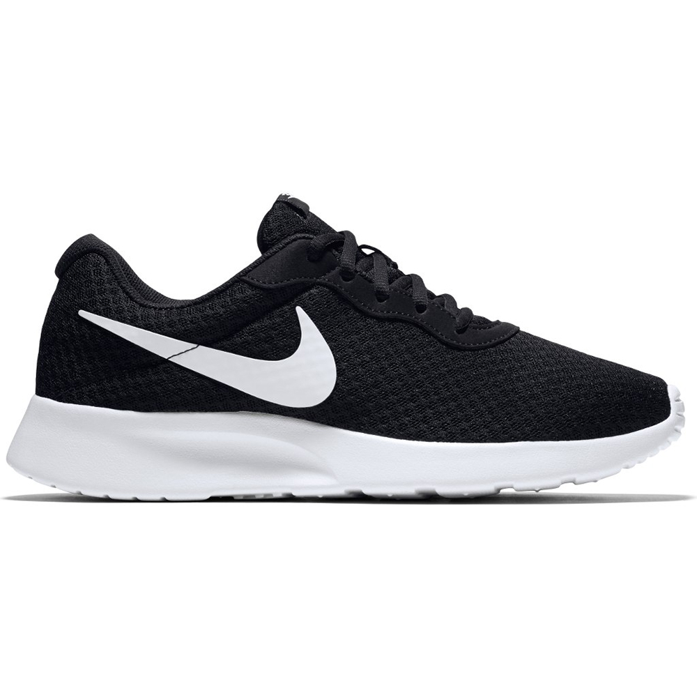 Nike Tanjun Sneaker schwarz weiß