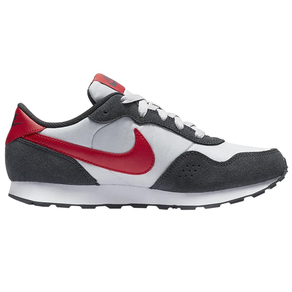 Nike MD Valiant GS Retro Sneaker grau rot