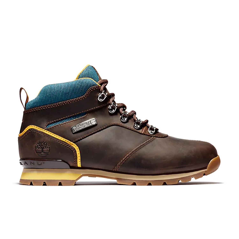 Timberland Splitrock Hiker MID Herren Boot braun