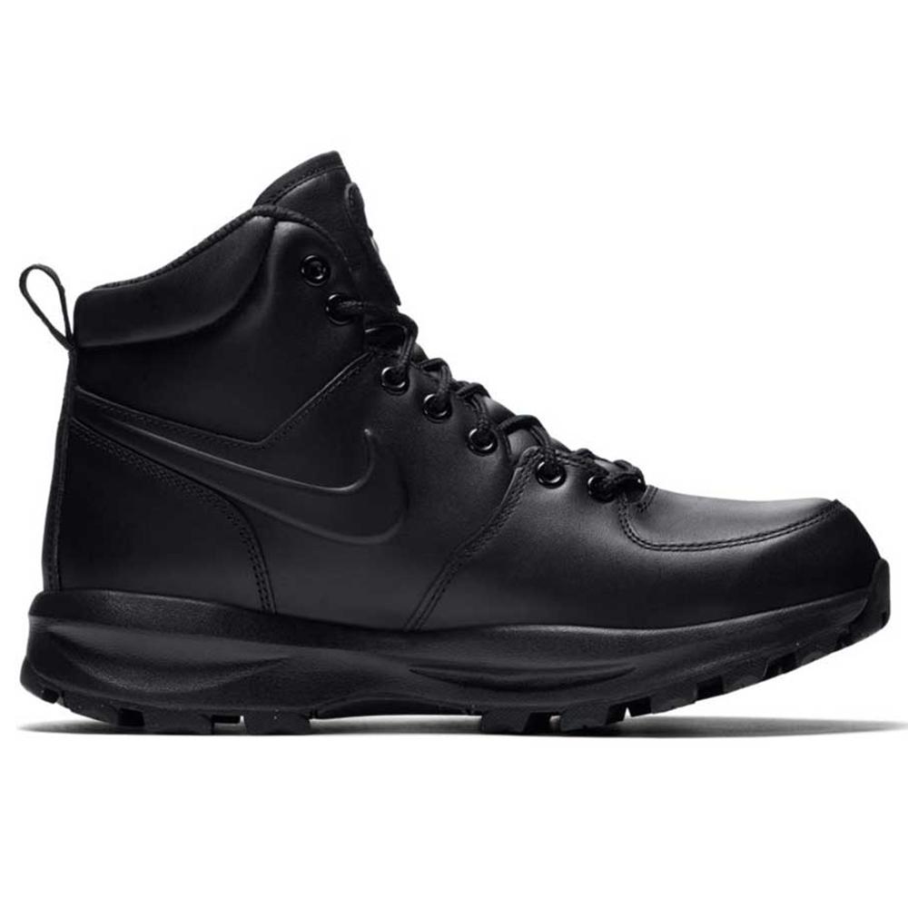 Nike Manoa Leather Winterboot schwarz