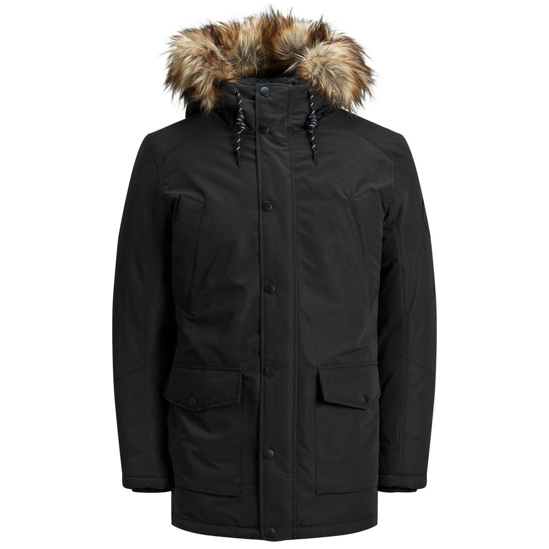 Jack & Jones JJSKY Parka Jacket black