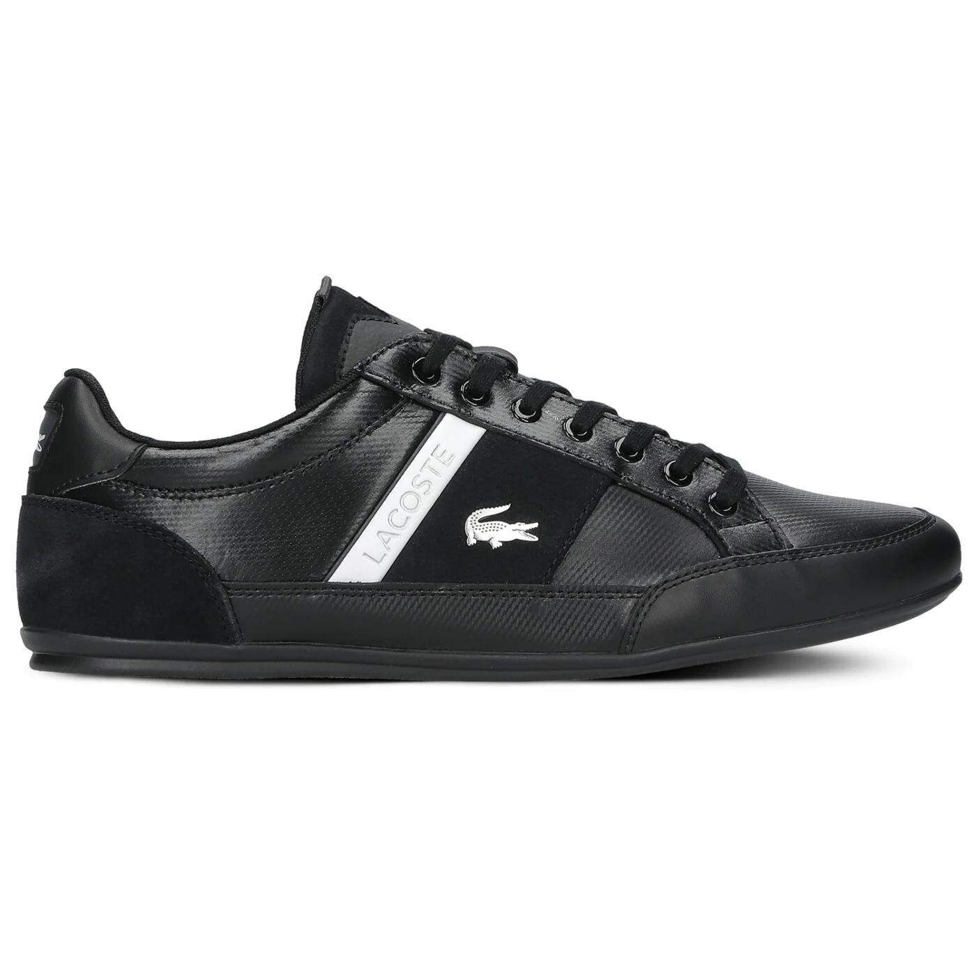 Lacoste Sneaker Chaymon Sneaker schwarz weiß