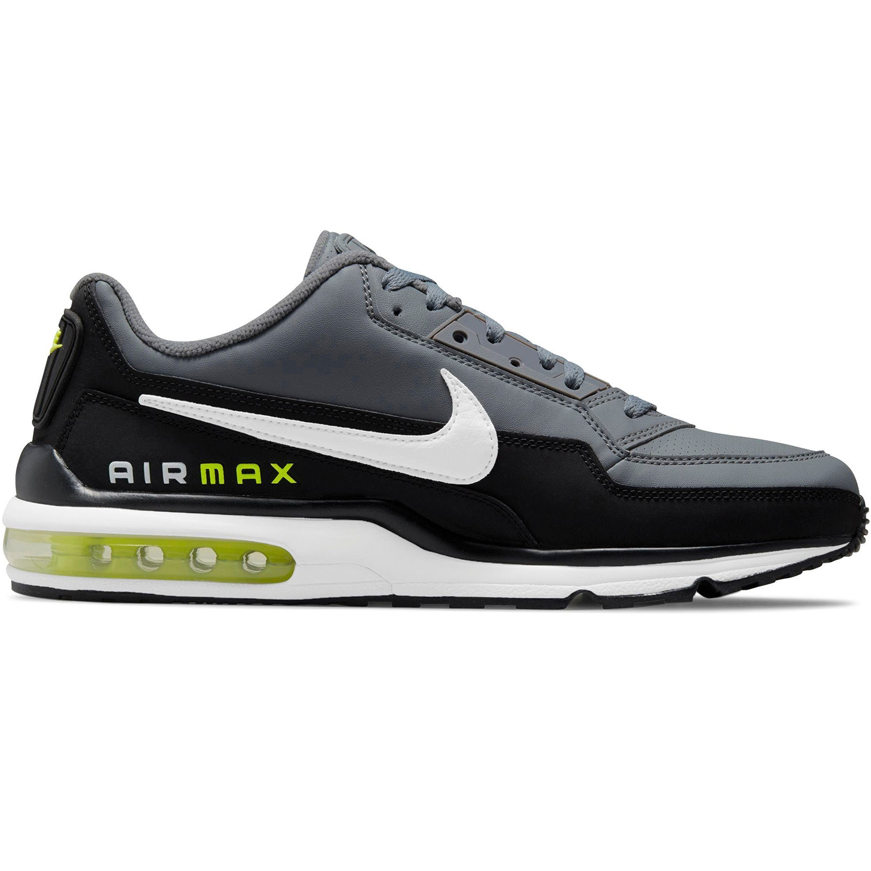 Nike Air Max LTD 3 Sneaker grau schwarz neon