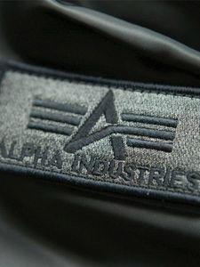 Alpha Industries Bomberjacke MA 1 D-Tec Flieger Jacke schwarz – Bild 4