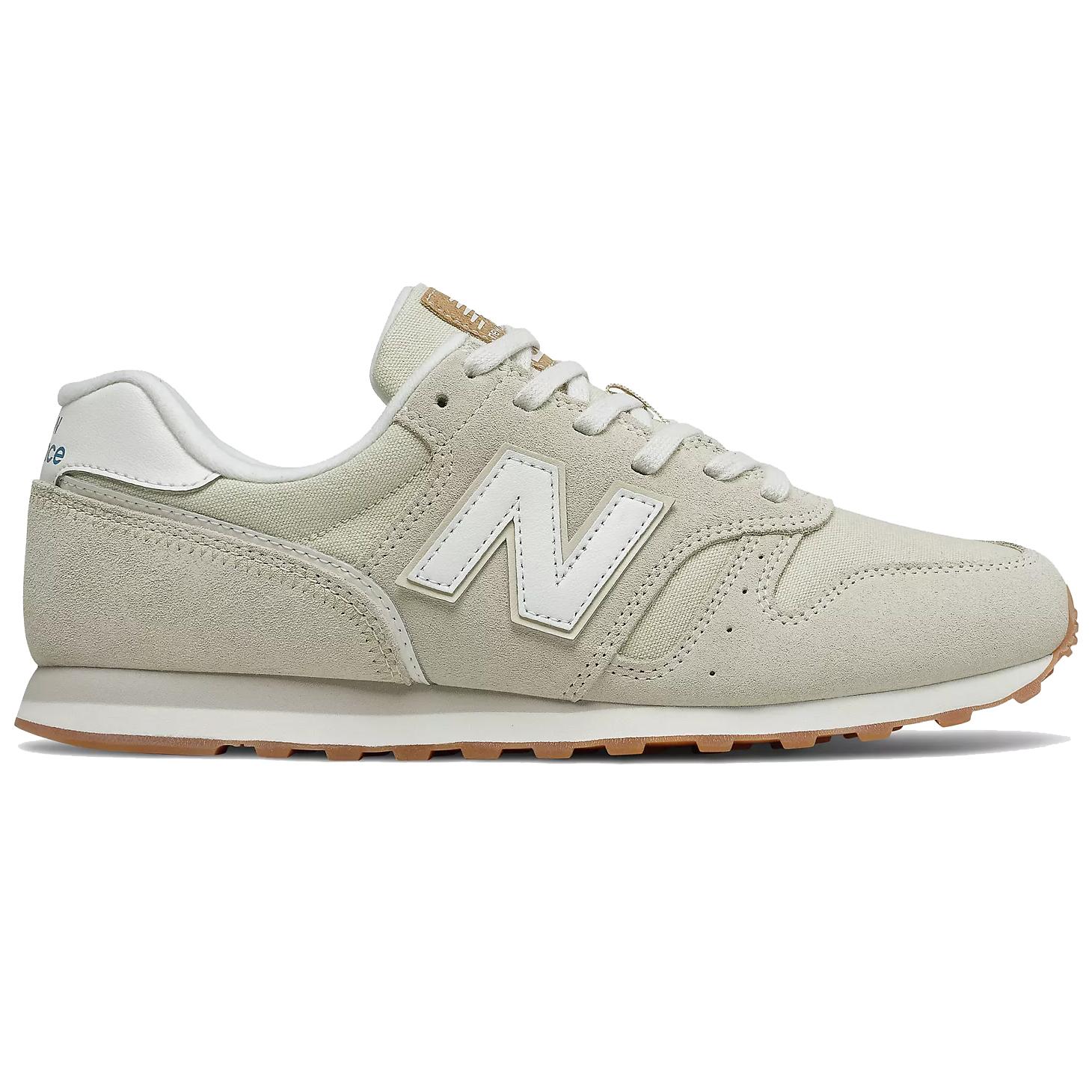 New Balance ML373SO2 Herren Sneaker beige weiß