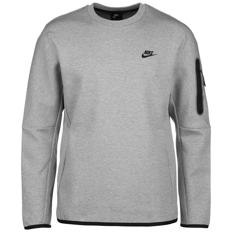 Nike Tech Fleece Herren Sweater schwarz CU4505 010