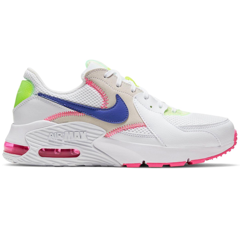 Nike WMNS Air Max Excee AMD Sneaker weiß pink neon