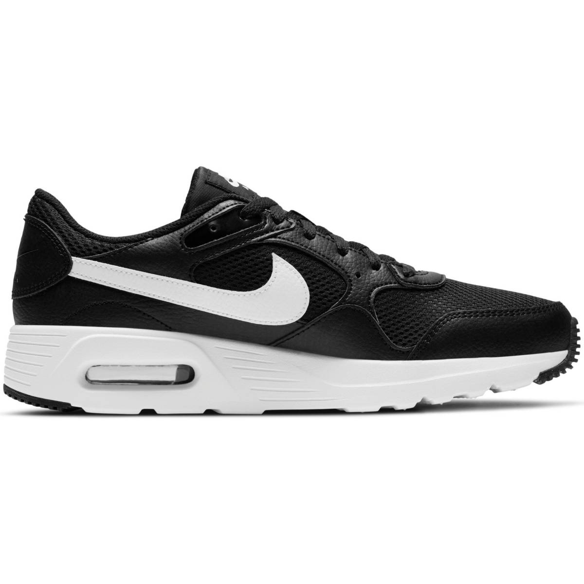 Nike Air Max SC Herren Sneaker schwarz weiß