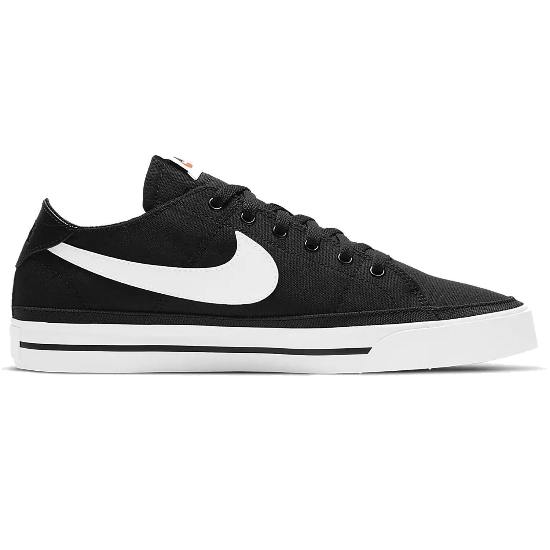 Nike Court Legacy CNVS Sneaker schwarz weiß