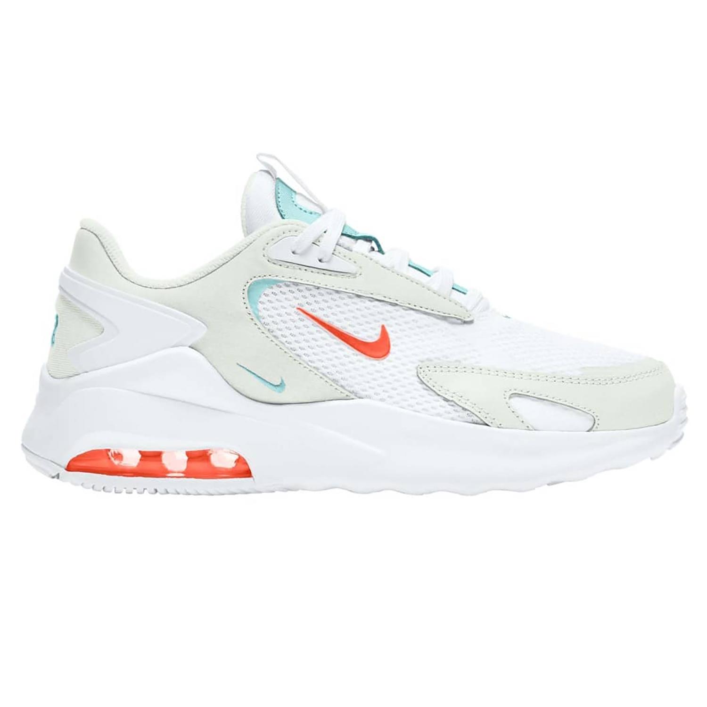Nike WMNS Air Max Bolt Damen Sneaker weiß orange mint