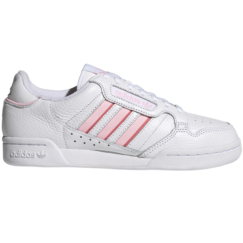 adidas Originals Continental 80 Stripes W weiß rosa