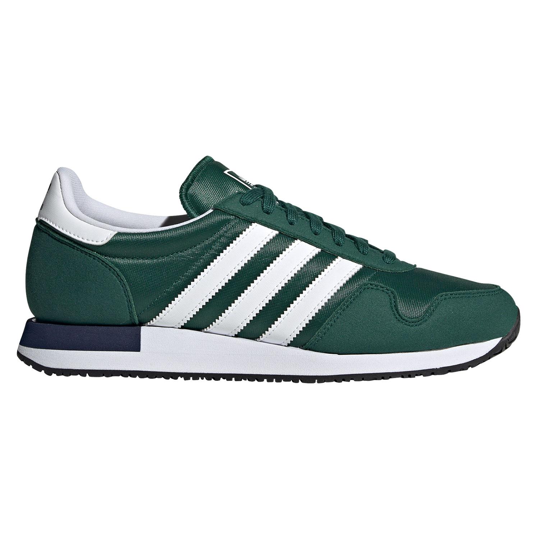 adidas Originals USA 84 Sneaker grün weiß blau H02102