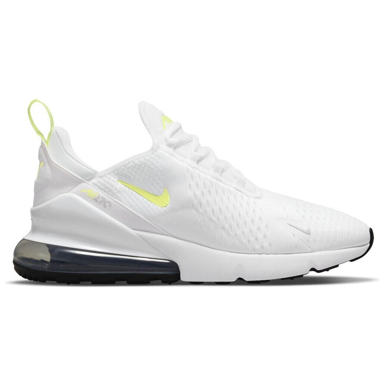 Nike Air Max 270 ESS Herren Sneaker weiß gelb DD7120 001