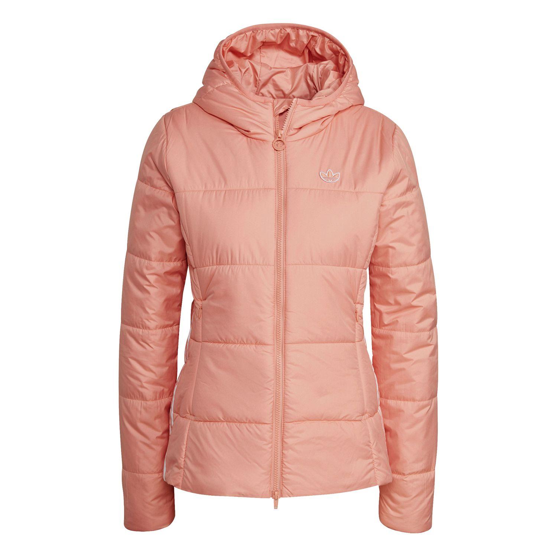 adidas Originals Slim Jacket Damen Steppjacke ambient blush H20210