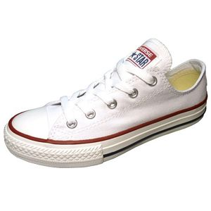 Converse All Star OX Chucks Weiß Klassiker – Bild 1