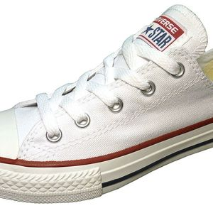 Converse All Star OX Chucks Weiß Klassiker – Bild 3