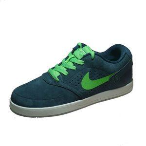 Nike Sneaker Paul Rodriguez 6 GS Kinder grau grün