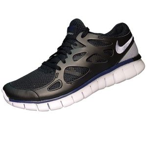 Nike Wmns Free Run 2 EXT Trainingsschuh Damen schwarz