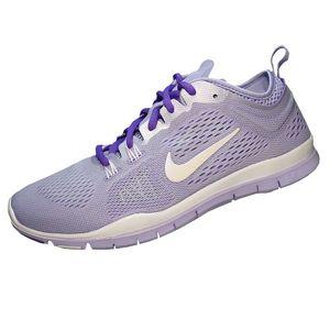 Nike WMNS Free 5.0 TR FIT 4 Breath Trainingsschuh Damen Lila