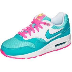 Nike Air Max 1 (GS) Sneaker türkis weiß pink