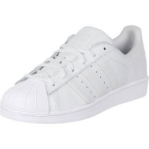adidas Superstar Foundation Herren Sneaker weiß all white – Bild 1