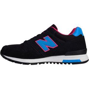 New Balance WL565SKT Damen Sneaker schwarz blau pink
