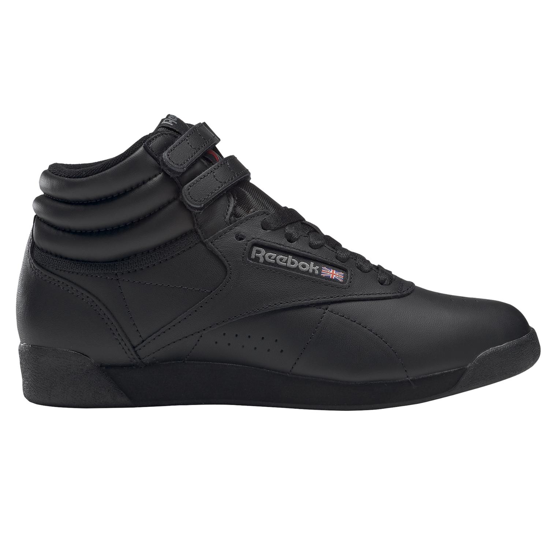 Reebok F/S Freestyle Hi Sneaker Damen schwarz