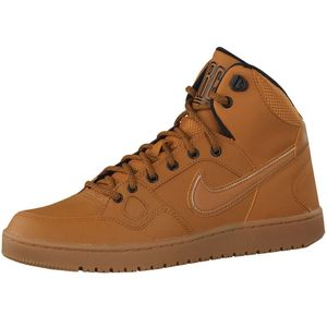 Nike Son of Force Mid Winter Herren High-Top Sneaker beige