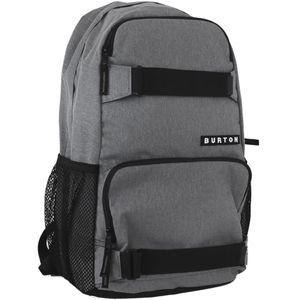Burton Treble Yell Pack 21 Liter Rucksack grey heather
