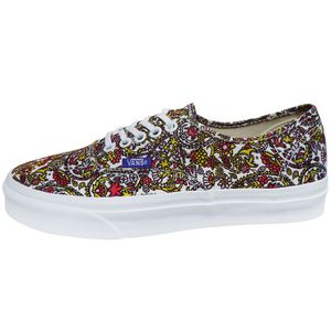 Vans Authentic Liberty Sneaker all-over Blumen Print