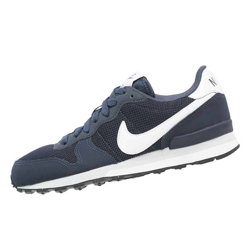 nike internationalist gs kinder damen sneaker blau. Black Bedroom Furniture Sets. Home Design Ideas