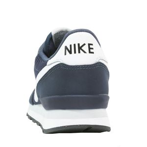 Nike Internationalist GS Kinder Damen Sneaker blau – Bild 3