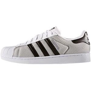 adidas Originals Superstar Sneaker weiß schwarz – Bild 1