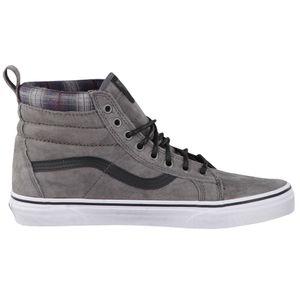 Vans SK8-Hi MTE High-Top Sneaker grau schwarz – Bild 2