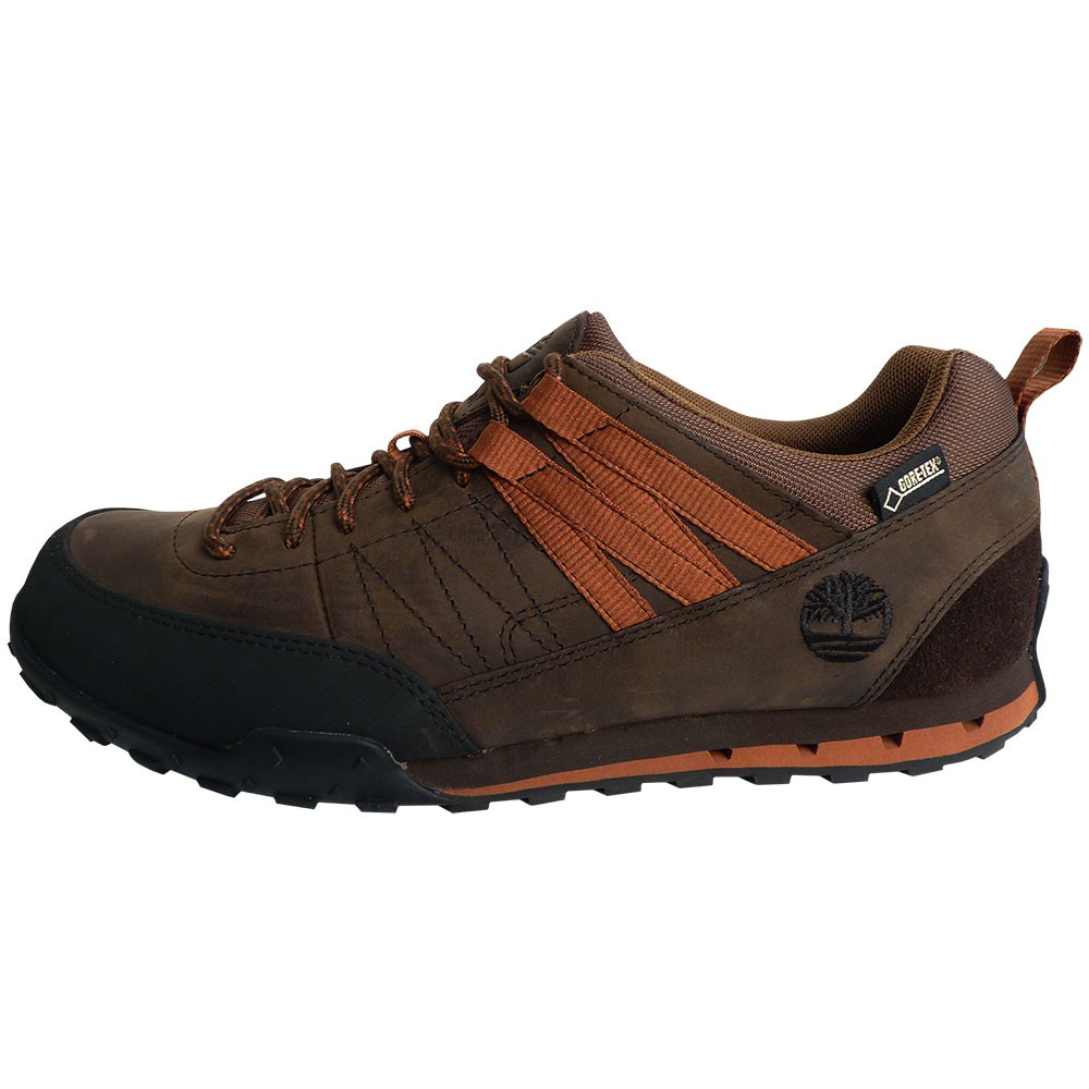 Timberland Greeley Approach Low Gore-Tex braun