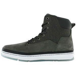 K1X State Sport High Top Sneaker Freizeitschuhe grau – Bild 1