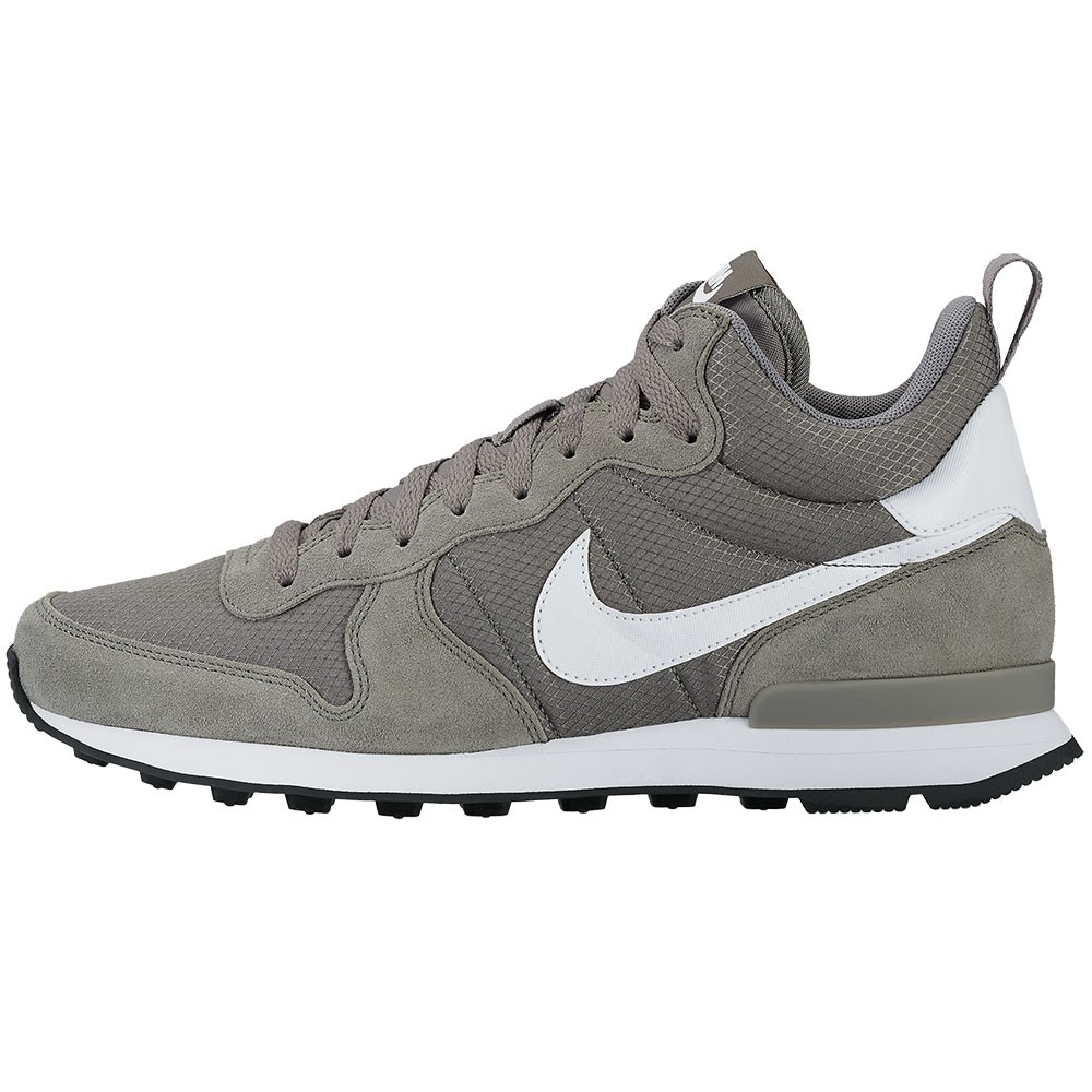 new product a7526 d6229 Nike Internationalist Mid Herren Sneaker grau weiß