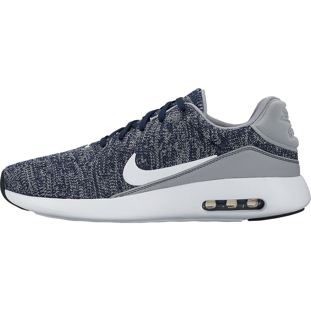 Nike Air Max Modern Flyknit Sneaker Blau Weiss
