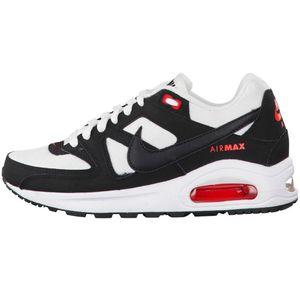 Nike Air Max Command Flex GS Sneaker schwarz weiß