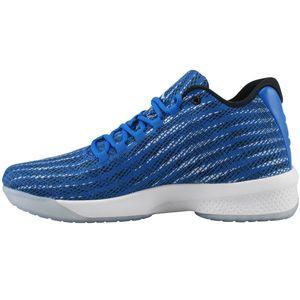Nike Jordan B. Fly Basketball Sneaker blau weiß – Bild 1