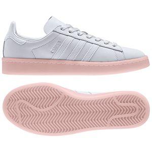 adidas Originals Campus Damen Sneaker Crystal White  – Bild 6