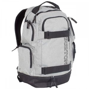 Burton Distortion Pack 35L Rucksack grey heather – Bild 1
