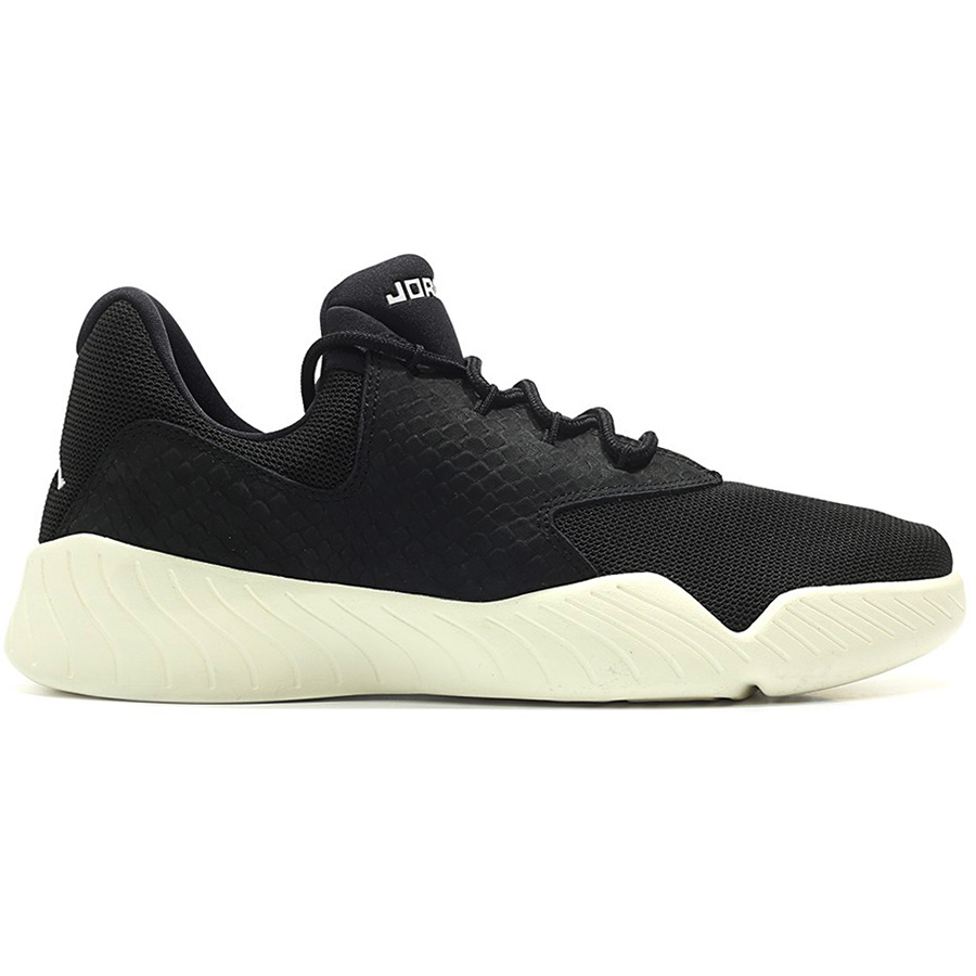 Nike Jordan J23 Low Herren Basketball Sneaker schwarz weiß