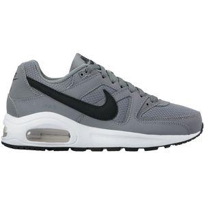 Nike Air Max Command Flex GS Sneaker grau weiß schwarz – Bild 1