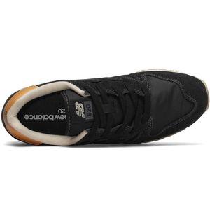 New Balance WL520BK Damen Sneaker schwarz beige – Bild 2