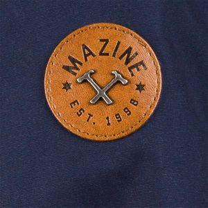 Mazine Deep Campus Jacket Herren Jacke navy  – Bild 3