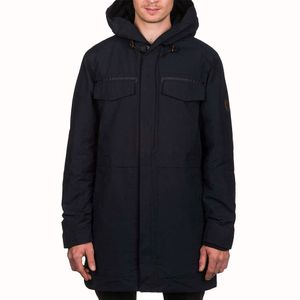 Mazine Warrington Parka Herren Jacke all black – Bild 1