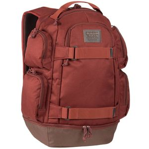 Burton Distortion Pack 35L Rucksack fired brick twill – Bild 1