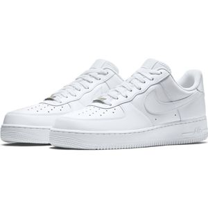 Nike Air Force 1 '07 Herren Sneaker weiß – Bild 3