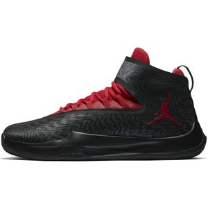 Jordan Fly Unlimited Basketball High-Top Sneaker schwarz rot – Bild 2